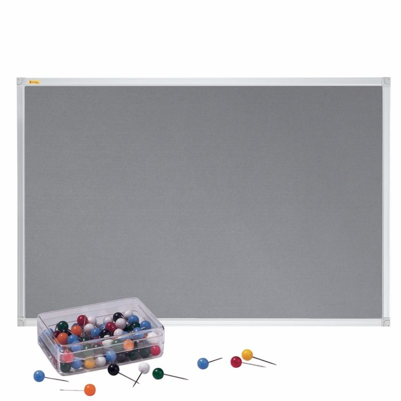 Franken Felt Noticeboards With Free Pins