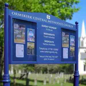 Church & Parish Noticeboards