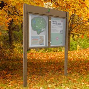 Wood Noticeboards