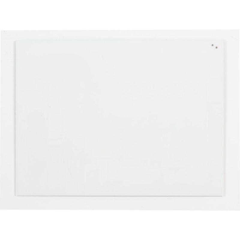Franken Glass Board White magnetic 600x 450mm
