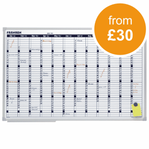 Wall Planners & Maps Whiteboards