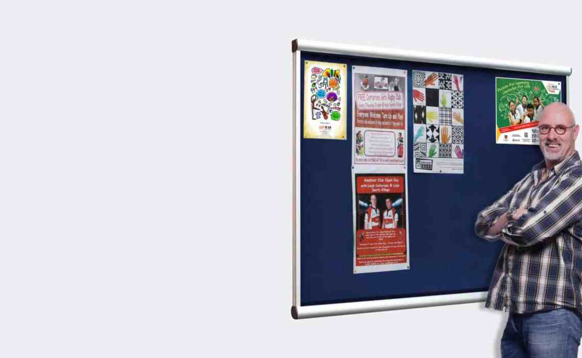 Outdoor Wall Notice Boards