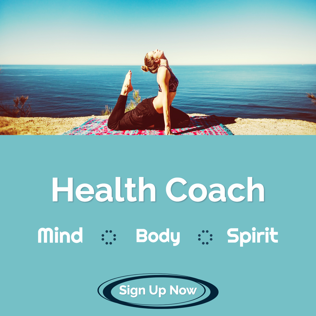 Post customized for an Health Coach.