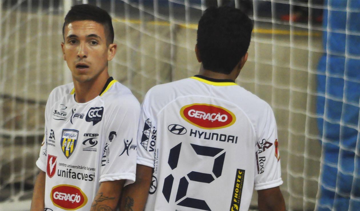 Lages Futsal Vence AD Cunha Porã na estreia da Copa Catarinense 2019