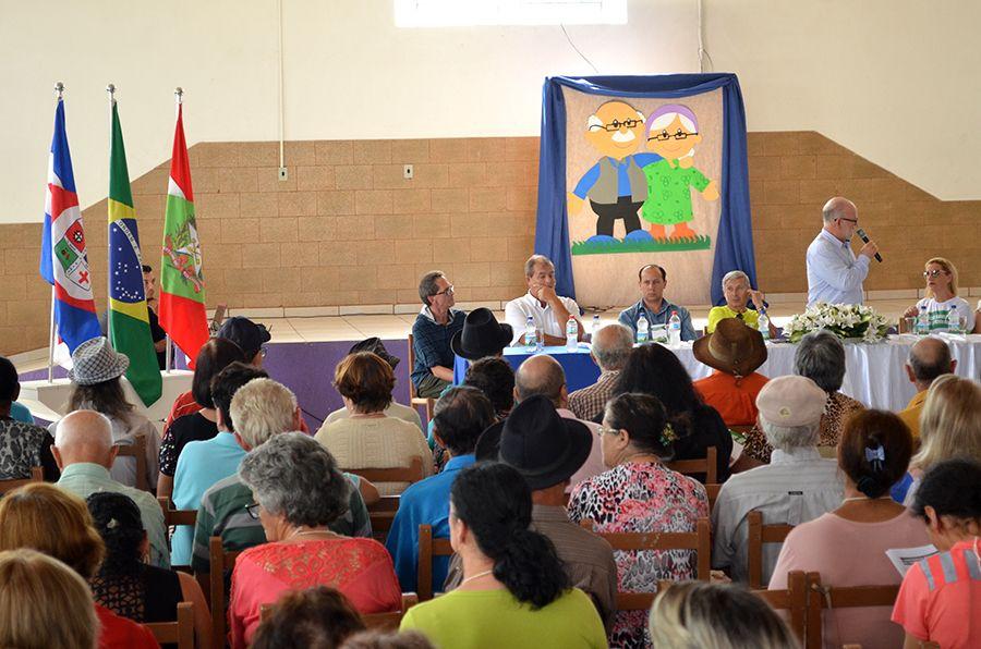 Realizada a 1ª Conferência Municipal dos Direitos da Pessoa Idosa