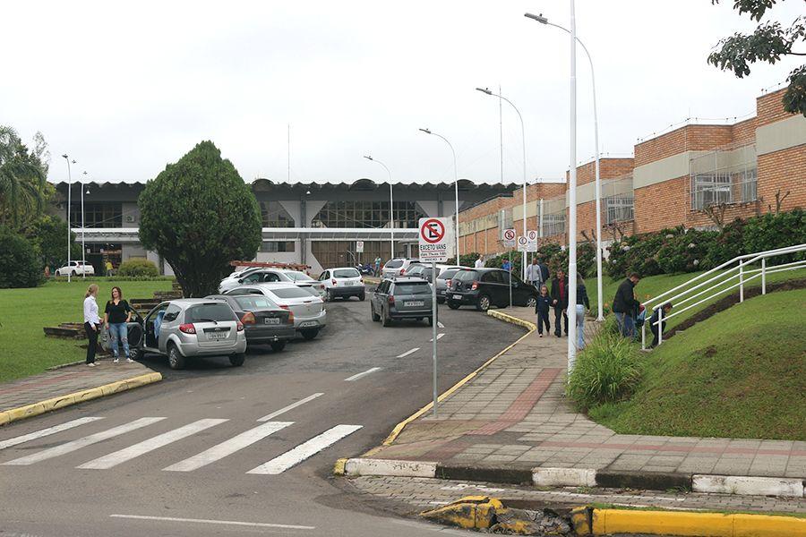 Praça de estacionamento da rodoviária é ampliada e comporta demanda do Sesc