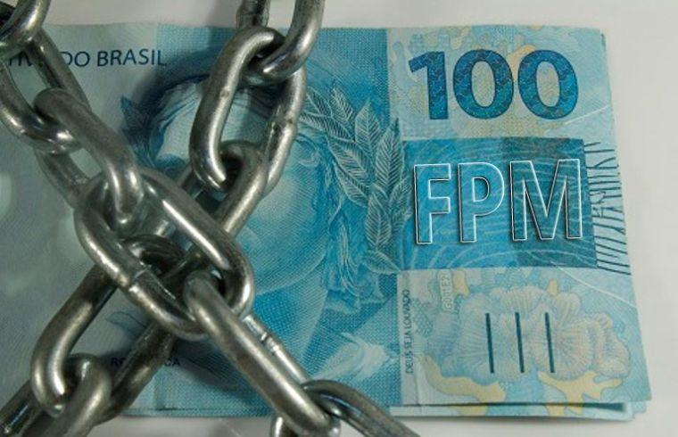 Retenções e bloqueios no repasse do FPM, CNM explica motivos ...