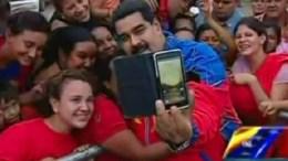 Maduro-Selfie