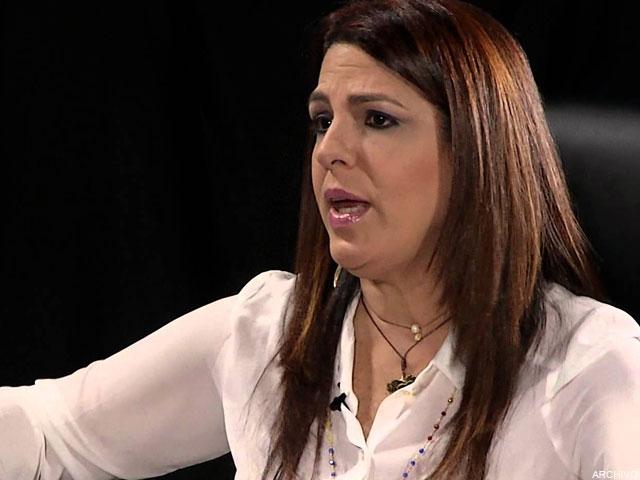 Los mensajes que envió Patricia Poleo tras los resultados