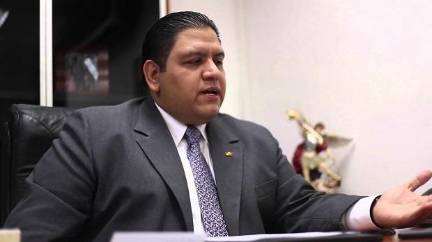 Rector del CNE Luis Emilio Rondón