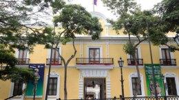 Casa Amarilla Cancillería Venezolana
