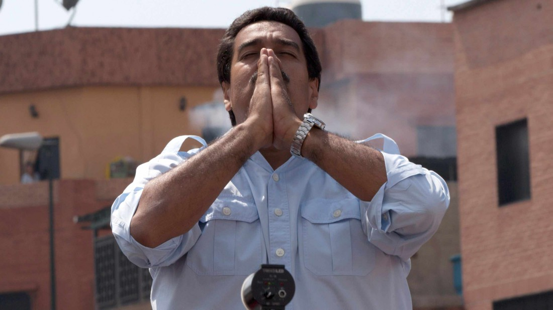 ¡Adiós a Maduro! La carta astral que vaticina la despedida de Nicolás