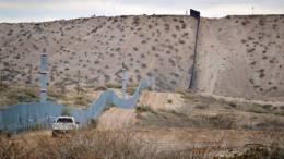 muro frontera usa mexico