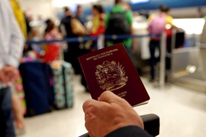 La única forma para que el Saime te otorgue el pasaporte