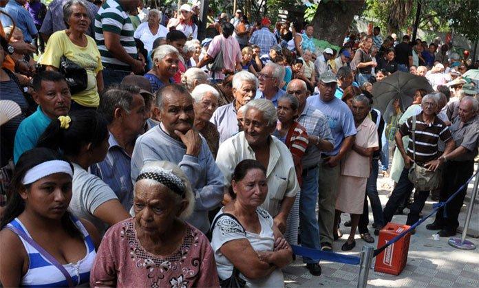 Activarán banca electrónica para pensionados
