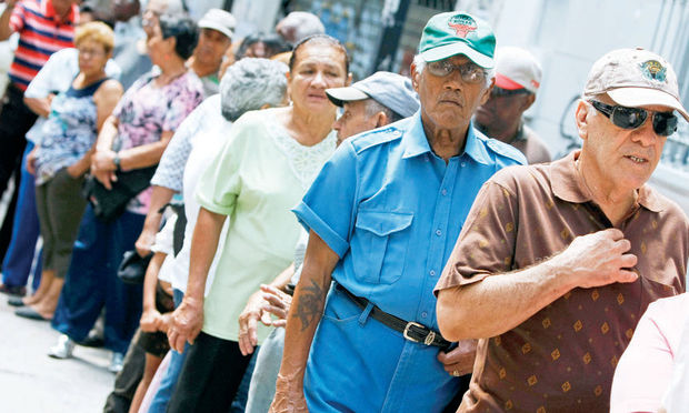 El monto a cobrar y los días de pago de los pensionados del IVSS a partir de este 20 de marzo