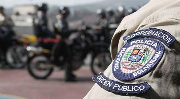 Tres PNB fueron detenidos por robo y abuso sexual contra un comerciante