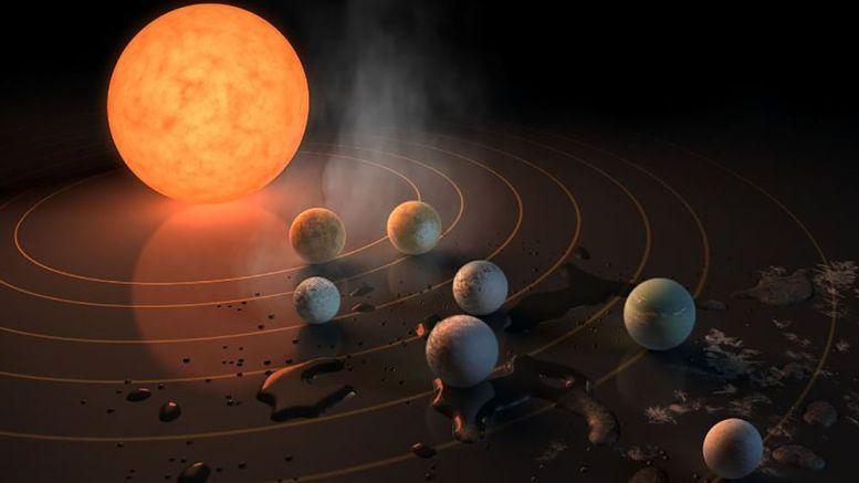 NASA ya está preparada para el anuncio vida extraterrestre