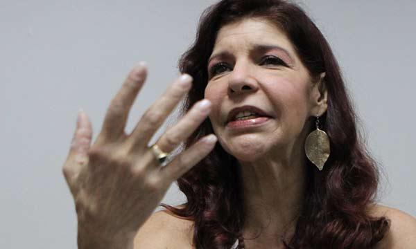 ¡Última hora! Detienen a la actriz Amanda Gutiérrez en Miraflores