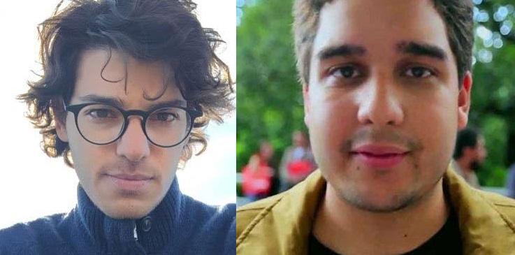 El hijo de Ramos Allup le respondió a hijo de Nicolás Maduro