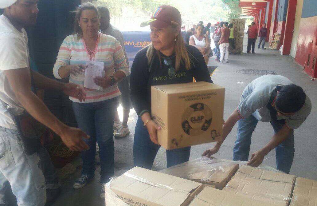 """Presidenta del Concejo Municipal de Guarenas: """"Los que tocaron cacerolas quedan fuera de las listas CLAP"""""""