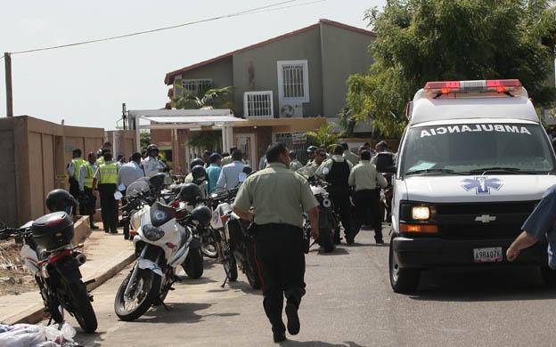 policias del Zulia