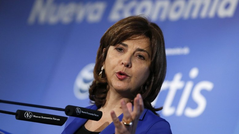 María Angela Holguín canciller