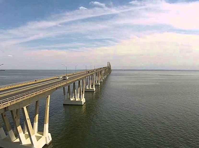 Instalan sistema de misiles en la cabecera del puente sobre el Lago ...