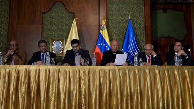 Dialogo en República Dominicana gobierno Venezolano y MUD