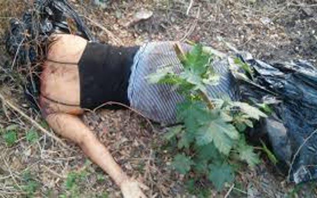 cuerpo de una menor hallado en Santa Rita edo Zulia
