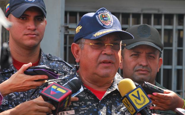 General Luis Alberto Morales