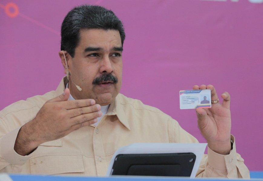 El próximo bono del mes de octubre con el Carnet de la Patria