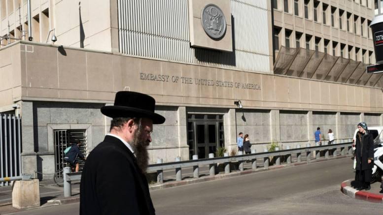 embajada en tel aviv