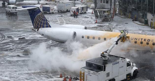 tormenta de nieve obliga a cancelar vuelos