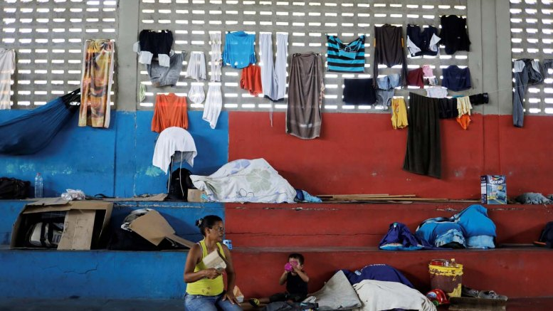 Temer viajará a Boa Vista para tratar asunto de refugiados venezolanos