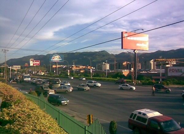Intercomunal-Guarenas-Guatire