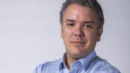Iván Duque Candidato colombiano a la presidencia