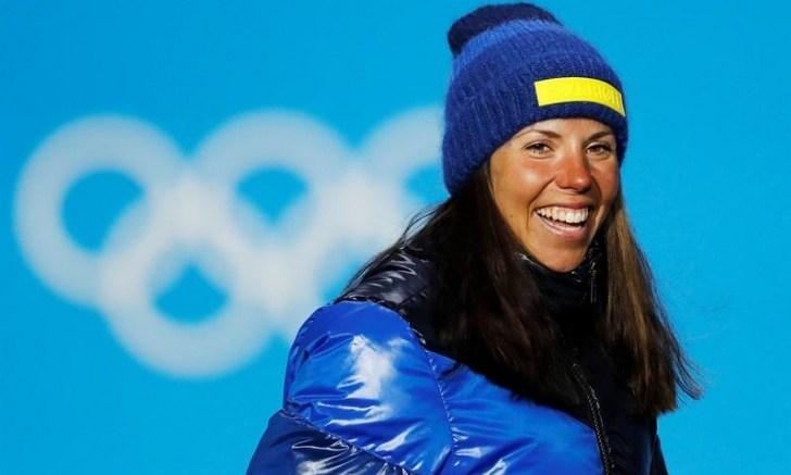 Charlotte Kalla esquiadora sueca
