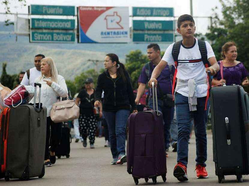 Se fueron de Venezuela para Colombia y se encontraron con una tragedia inesperada