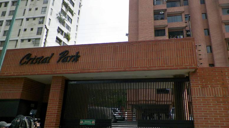Edificio Cristal Park en Terrazas del Avila donde hallaron cadáver del administrador