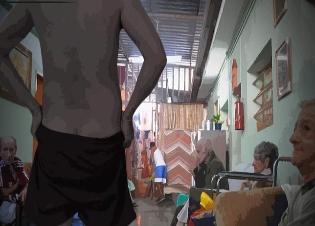 La muerte y la depravación en un ancianato de San Bernardino que conmociono a Venezuela