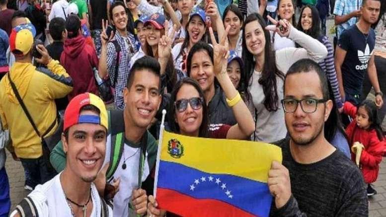 venezolano-Chile