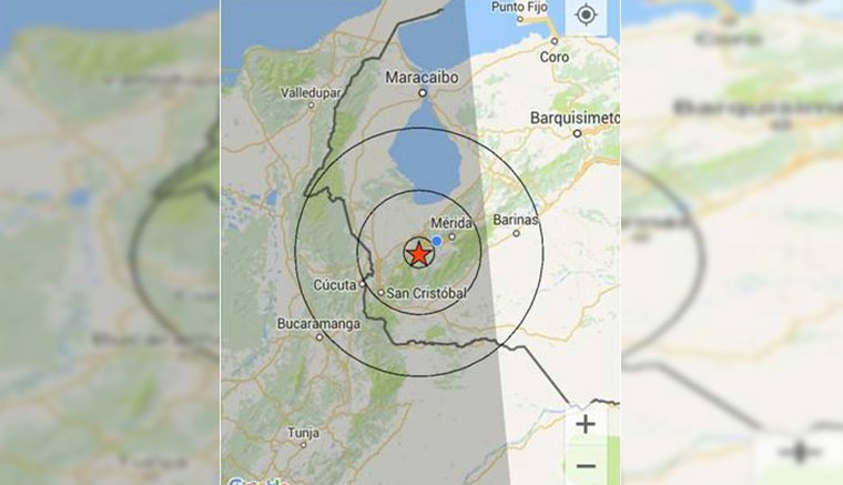 Mérida-sismo