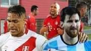 Chile-Argentina-Perú