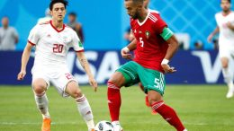 Irán-Marruecos