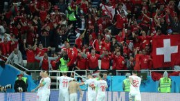 Suiza-Serbia