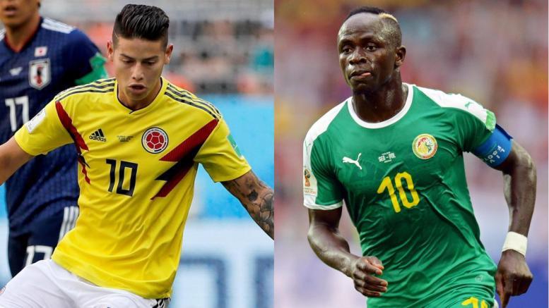 Colombia enfrentará a Senegal para definir Grupo H del Mundial