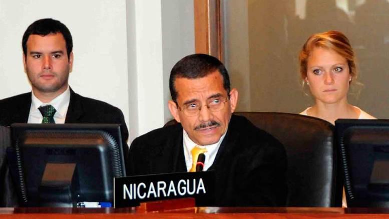 Nicaragua y Venezuela se oponen a sesión extraordinaria del Consejo de la OEA