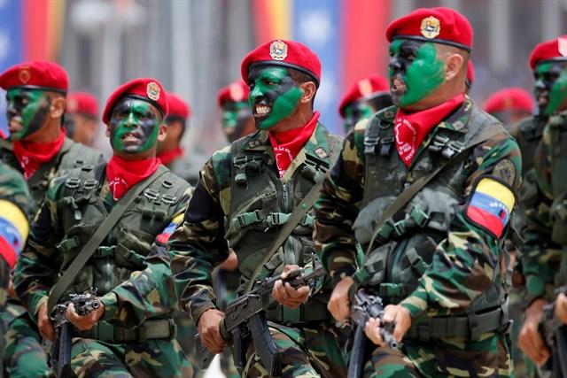 Ejército-Venezuela