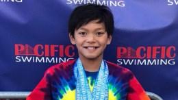 nuevo record de natacion